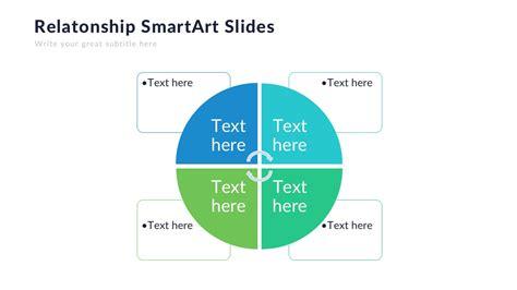 Microsoft Office Smartart Templates by Free Powerpoint Smartart Templates Ppt Presentation Graphics
