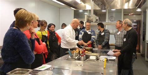 cours cuisine nancy foie gras de canard façon parmentier façon capu façon