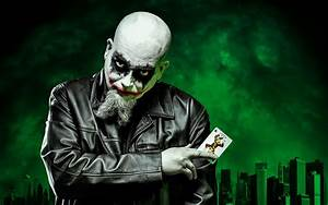 Scary Joker Wallpapers - Wallpaper Cave