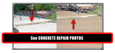 concrete patio repair concrete porch repair dayton ohio