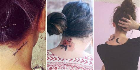 tatouage nuque  idees pour vous tatouer le