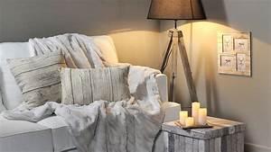 Plaid Noir Et Blanc : 5 id es pour r chauffer la maison avec un plaid ~ Dailycaller-alerts.com Idées de Décoration