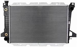 New Radiator Assembly Fit Ford Bronco F150 F250 F350 F450