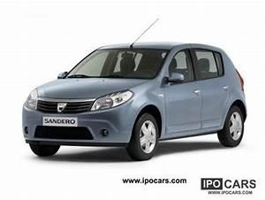 Dacia Sandero 2010 : 2010 dacia sandero 1 2 16v aniversare servo abs 2 airb r cd car photo and specs ~ Medecine-chirurgie-esthetiques.com Avis de Voitures