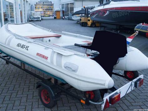 Suzumar Rubberboot Te Koop by Suzumar 360 Rib Trailer In Noord Brabant Tweedehands