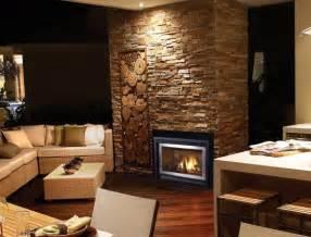 Indoor Fireplace Stone