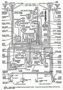 137  Wiring Diagram 100e Prefect After Febuary 1955 Excludes Deluxe