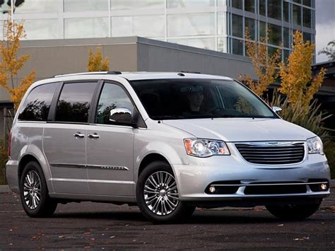 town und country musterhaus chrysler town and country lx 3 6l 2013