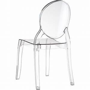 But Chaise Transparente : chaise transparente la discr te ~ Teatrodelosmanantiales.com Idées de Décoration