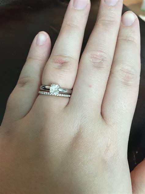 luxury engagement rings vs wedding band matvuk com