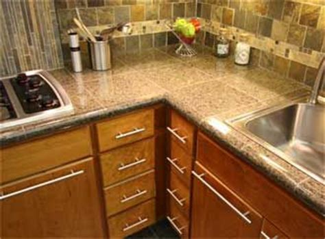 granite tile countertops with bull nose edge we just