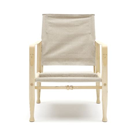 safari chair kaare klint carl hansen and suite ny