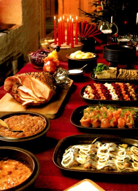 Christmas Buffet Ideas