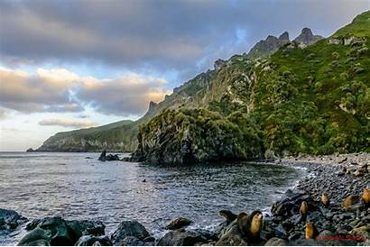 Island Gough Weather Remote Brings Close Water
