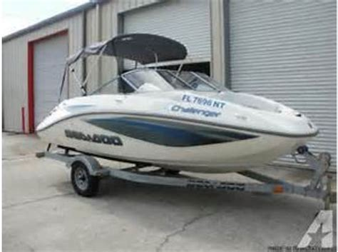 Bombardier Boats by Bombardier Boats Sea Doo Boats For Sale
