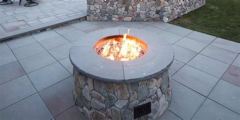 Outdoor Gas And Wood Fire Pits