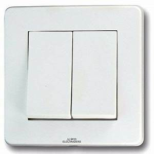 Crabtree 5172 Wide Rocker Twin Light Switch 10amp 1gang 1 ...