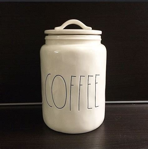 25  best ideas about Coffee Canister on Pinterest   Flour