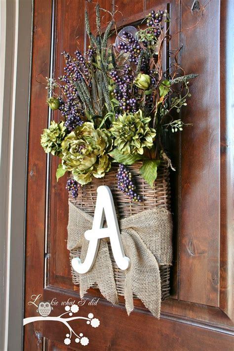 beautiful front door monogram decorating ideas decor buddha