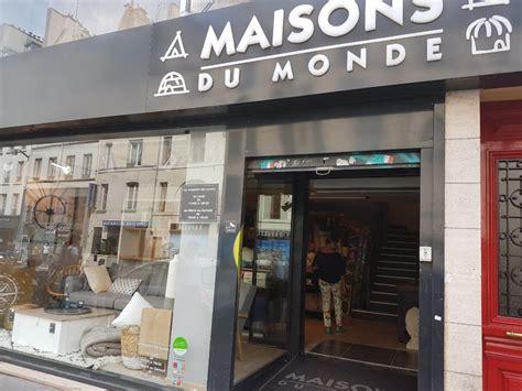 horaire maison du monde fabulous maisons du monde magasin de meubles rue du faubourg antoine adresse horaire