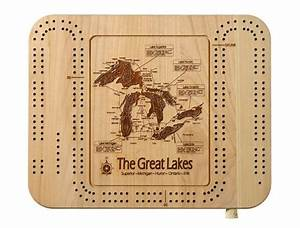 Cribbage Board Designs - WoodWorking Projects & Plans