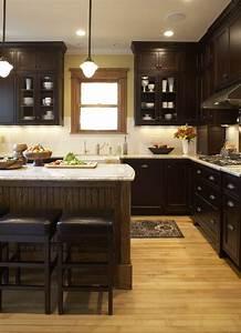 kitchen dark cabinets warm wood floor light counters With kitchen colors with white cabinets with glow in the dark sticker