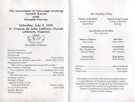 exles of wedding programs templates free printable wedding programs templates inside of wedding program printable wedding
