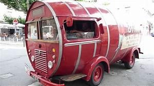 Goelette Renault : byrrh renault goelette de 1961 visitez thuir la plus grande cuve en ch ne du monde youtube ~ Gottalentnigeria.com Avis de Voitures