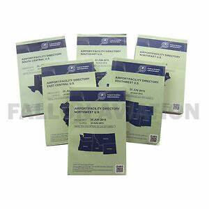 Vfr Sectional Charts For Sale Faa U S Airport Facility Directory Afd Always Current