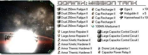 Eve Online Missions Damage Types