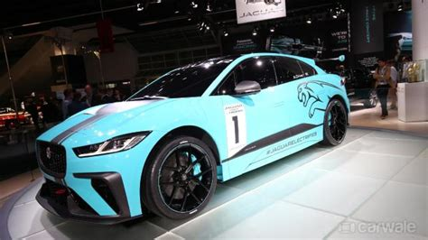 Jaguar Charges In With I-pace