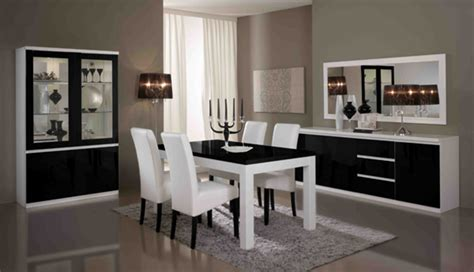 cuisine bicolore meuble tv plasma firenze blanc noir