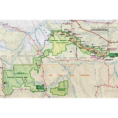 Badlands National Park South DakotaYoung Gardener