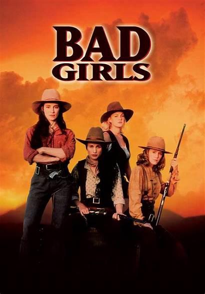 Bad 1994 Poster Movie Dvd Western Madeleine