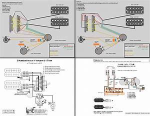 Suhr Modern Pro Wiring Diagram