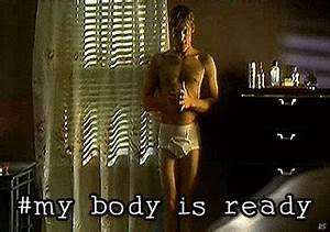 Norman Reedus My Body Is Ready GIF - Find & Share on GIPHY