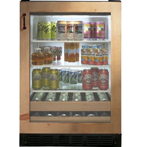zibihii monogram bar refrigerator module custom panel beverage center monogram