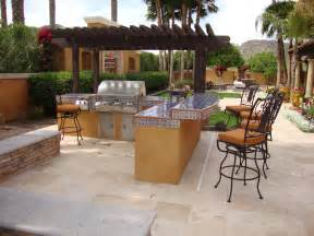 kitchen patio ideas arizona outdoor kitchens