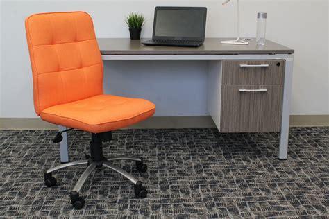 Modern Office Chair-orange