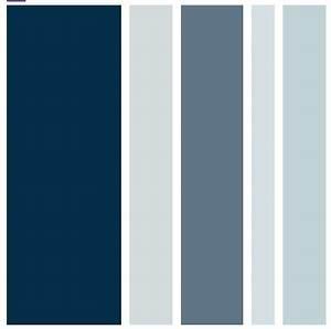 Camaieu de bleus qui vont avec du gris du brun idees for Couleur qui va avec le gris clair