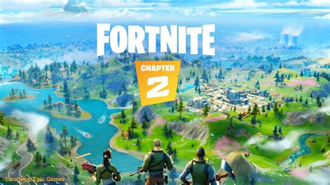 fortnite chapter  launches
