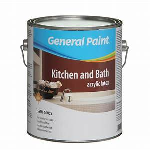 general paint interior kitchen and bathroom latex paint With latex paint in bathroom