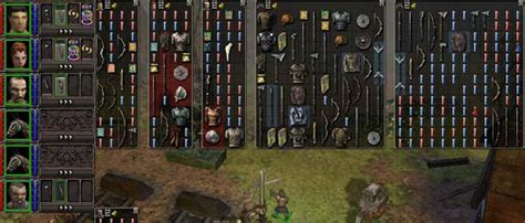dungeon siege 2 items inventory system page 3 pillars of eternity
