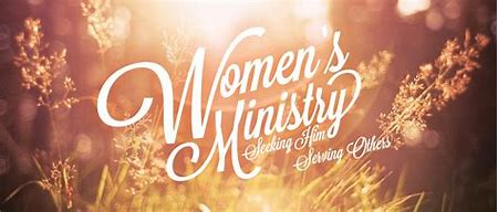 Image result for womens ministry groups