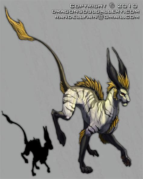 kix animal drawing  tiamat  deviantart