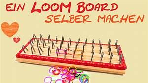 Selber Videos Machen : diy loom bands board selber machen herstellen bauen youtube ~ Watch28wear.com Haus und Dekorationen
