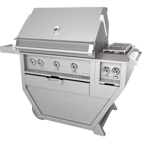 grill reviews hestan 54 inch deluxe gas grill review