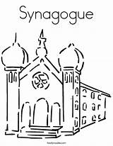 Synagogue Coloring Pages Judaism Clip Clipart Da Cliparts Library Temple Twistynoodle Torah Template Sketch Guardian Angel Communion Colorare Immagini Built sketch template