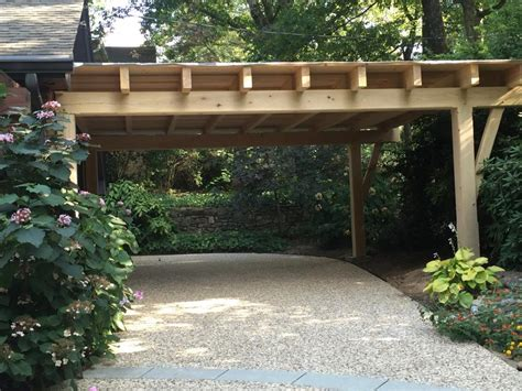 Timber Car Ports by 12 Carports That Are Actually Attractive Diy