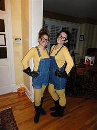 despicable me minion halloween costume diy